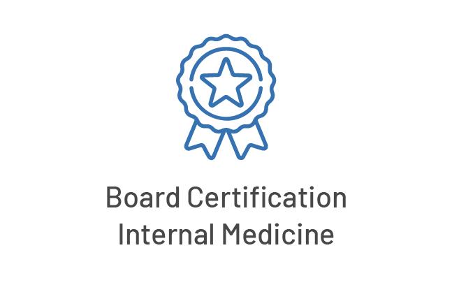 internal medicine specialist